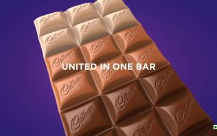 Cadbury has created a new chocolate bar with four types of chocolate