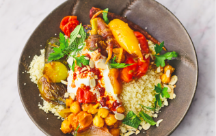 Spice up your autumn evenings with Jamie Oliver's veg tagine recipe