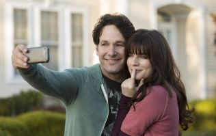 Netflix share the first look at Aisling Bea and Paul Rudd's new comedy Living With Yourself