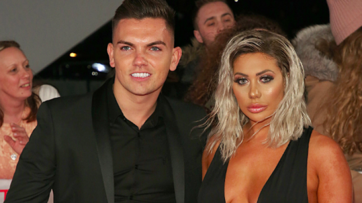 Chloe Ferry called the police on her ex boyfriend, Sam Gowland after a whopper fight