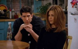 The amount of people who believe Ross and Rachel were on a break is pretty surprising