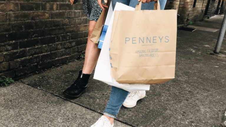 We can't wait to wear this €25 Penneys jacket when the weather gets chilly