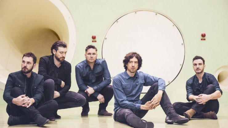 Snow Patrol have just announced two MASSIVE Irish gigs