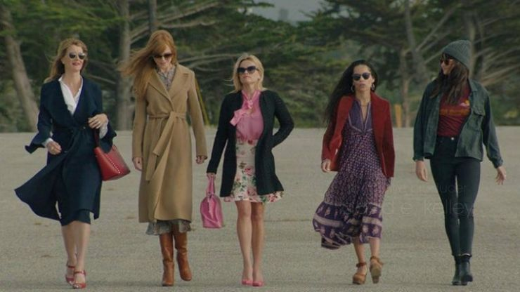Nicole Kidman says they are 'definitely exploring' a third season of Big Little Lies