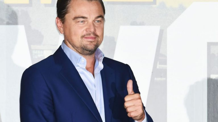 Leonardo DiCaprio and Will Smith team up to save the Amazon rainforest - with runners