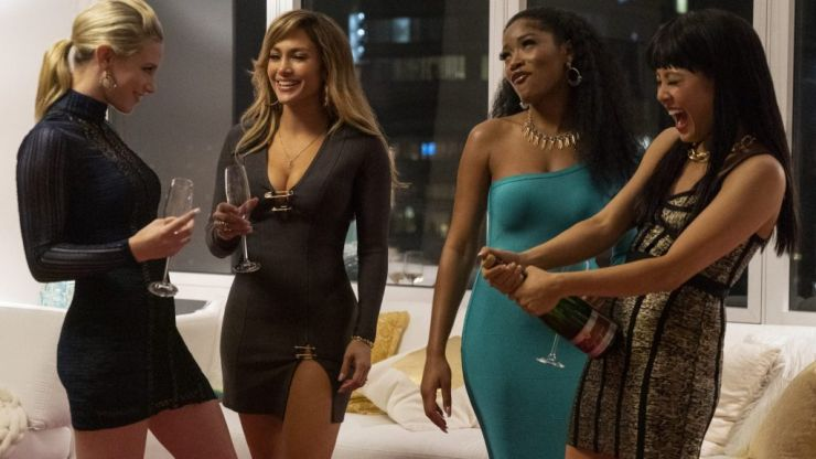 Hustlers is here! The all-female badass new film starring JLo and Cardi B will blow your mind