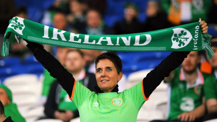 Women's sport will be in the spotlight before tonight's Ireland match
