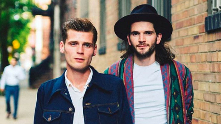 Hudson Taylor to play Whelan's Dublin for FIVE nights over Christmas