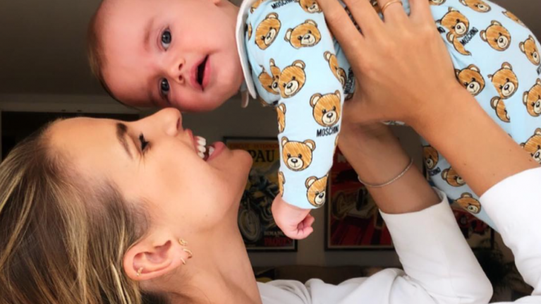 Vogue Williams celebrates son's first birthday with sweet Instagram post