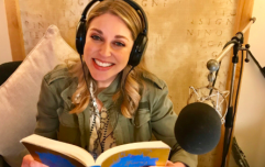 Amy Huberman is reading the audiobook for Cecelia Ahern's PS I Love You sequel