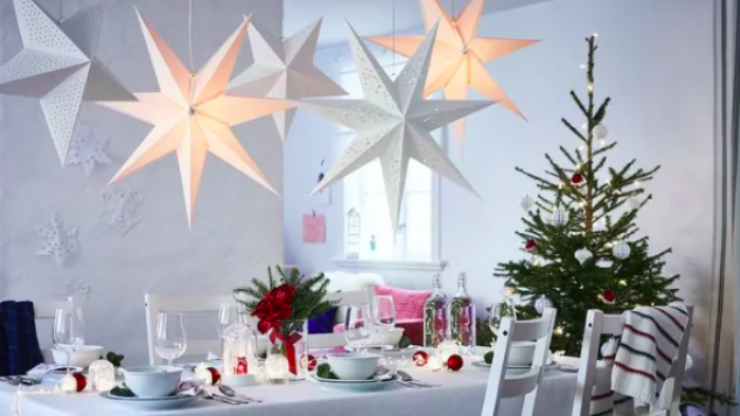 Scandi Christmas magic: Ikea reveals this year's holiday season collection