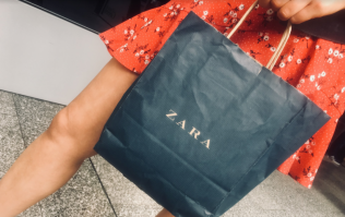 The gorgeous €40 Zara dress to buy now and keep for party season