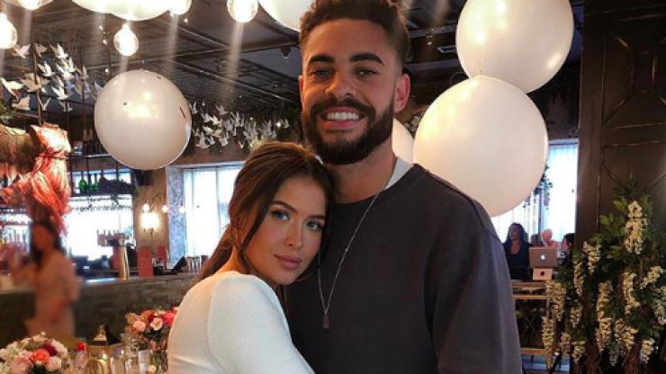 Fashion blogger, Naomi Genes got engaged in Dublin over the weekend