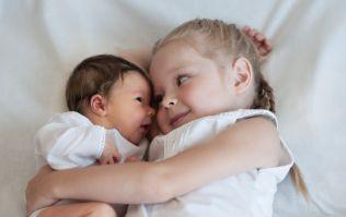 Survey says parents favour the youngest child but grandparents prefer the eldest