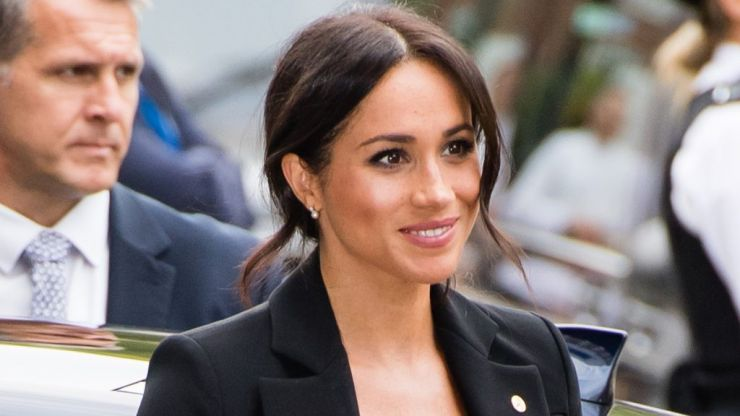 Meghan Markle ranked as number one social climber in the UK