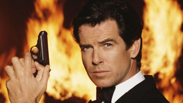 Pierce Brosnan weighs in on who the next Bond should be