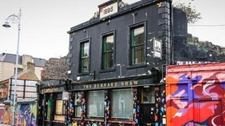 The Bernard Shaw pub has just announced that it's CLOSING down