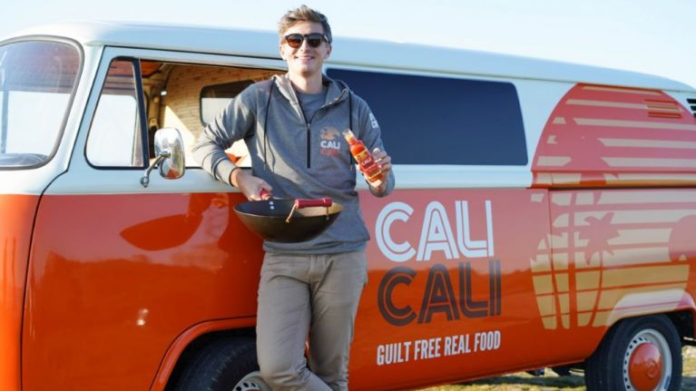 Donal Skehan is launching a new food brand and it looks delicious