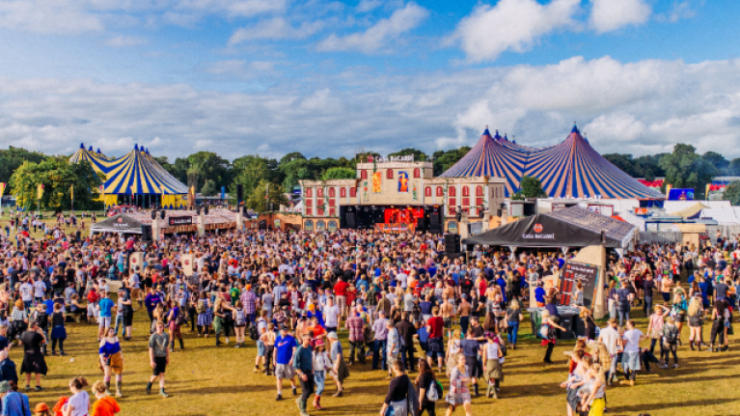 Day 3 of Electric Picnic: Festival fashion from the grounds of Stradbally