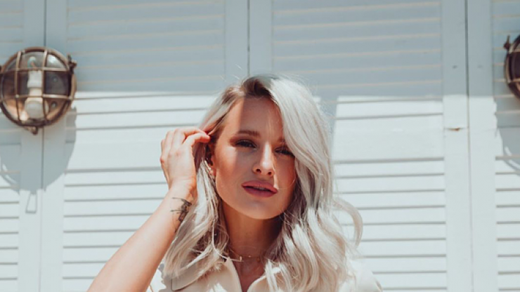 Victoria Magrath of InTheFrow is officially married and you have to see both of her wedding dresses