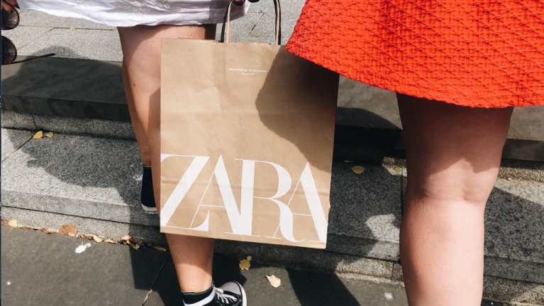 Everyone is obsessed with these Zara shoes and they are FINALLY back in stock...GO!