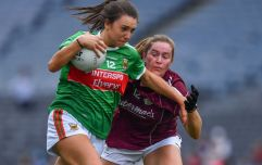 """We were gutted to lose by a point"" Mayo's Niamh Kelly on falling at the final hurdle"