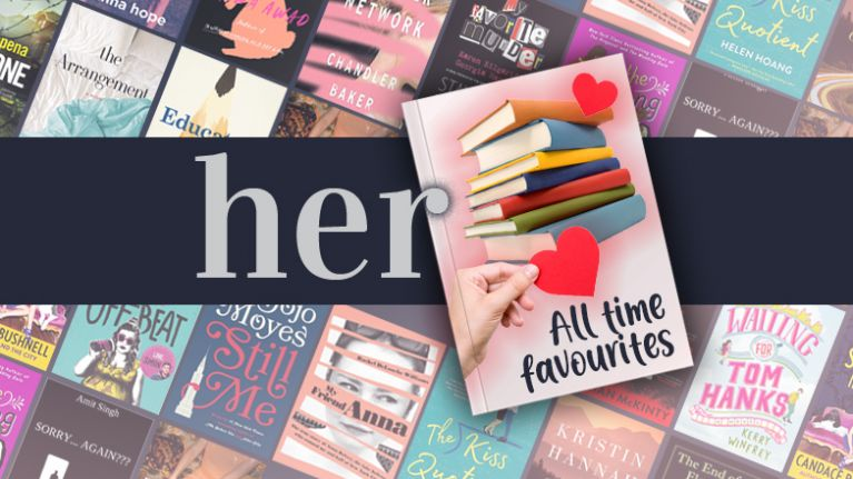 9 of the Her team's all time favourite books