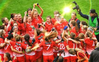 Katie Flood wreaks havoc as Louth seal third All-Ireland Ladies' Football Junior title