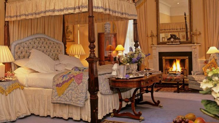 Wexford's Marlfield House Hotel officially named as hotel of the year