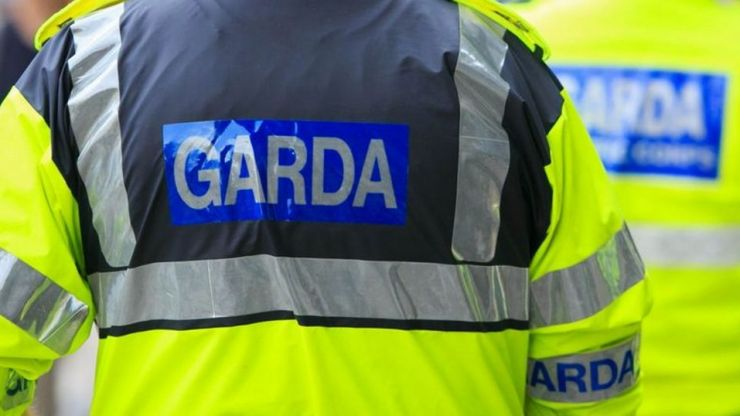 Gardaí are investigating an incident, after a car deliberately drove into another car at Dublin shopping centre