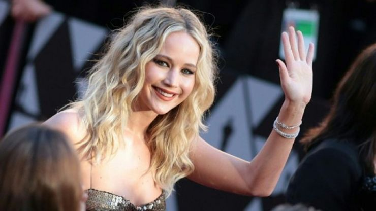 Jennifer Lawrence and fiancé Cooke Maroney spark wedding rumours as they are spotted at New York courthouse