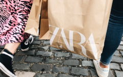 We have just found the most perfect €40 winter dress from Zara