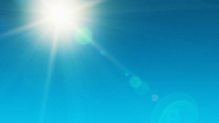 Temperatures set to hit 23 degrees this weekend