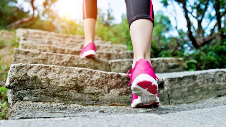 Step up ladies! Join our MyLife Step Squad Challenge for a chance to win €500