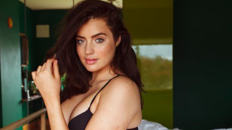 Model Cathy Costello explains why she feels 'sorry' for people who photoshop their Instagram feed