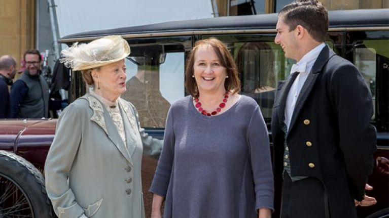 Downton Abbey producer Liz Trubridge on the possibility of a second movie
