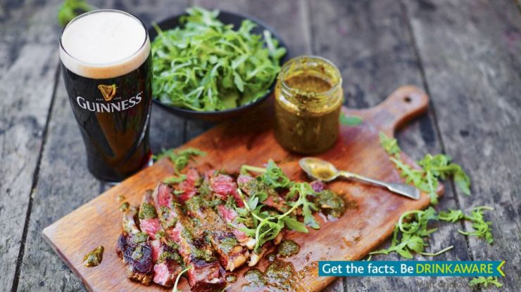 Dinner and drinks: the 5 best foods to pair with a pint of Guinness