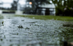Met Eireann has issued a status yellow rainfall warning for parts of the country