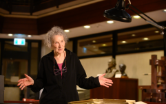 Margaret Atwood to take part in a very special event in Galway next year