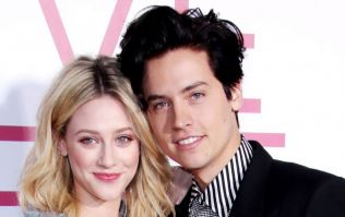 Lili Reinhart finally gives an update on her relationship with Cole Sprouse