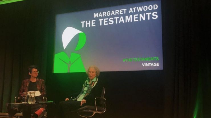 What it was really like to meet 'rockstar' author Maragret Atwood