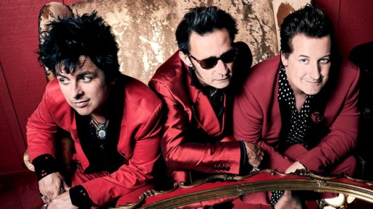 Green Day, Fall Out Boy and Weezer announce Irish super-show