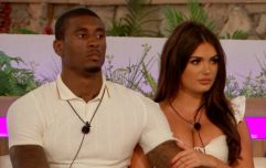 Love Island's India Reynolds responds to reports she cheated on Ovie Soko