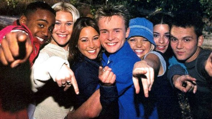 S Club 7's Paul says he was forced into a relationship with bandmate Hannah