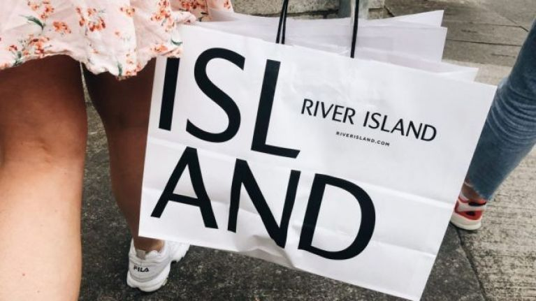 This €80 River Island jumpsuit will bring a pop of colour to a winter wedding