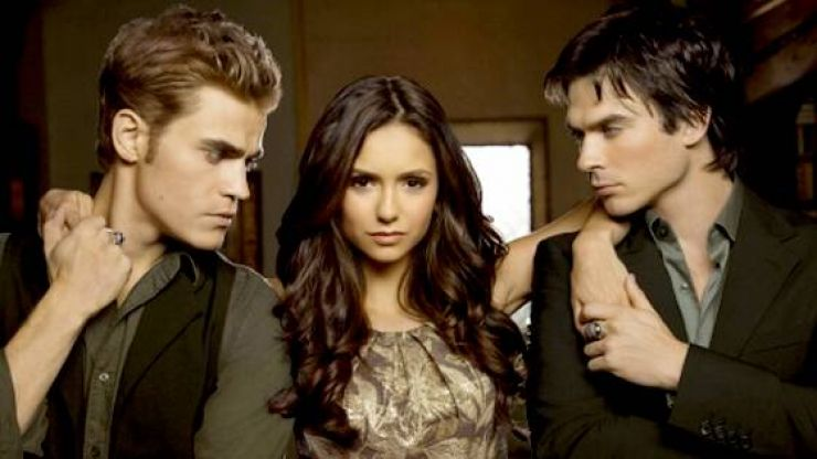 Nina Dobrev shares behind-the-scenes photos to celebrate TVD's 10 year anniversary