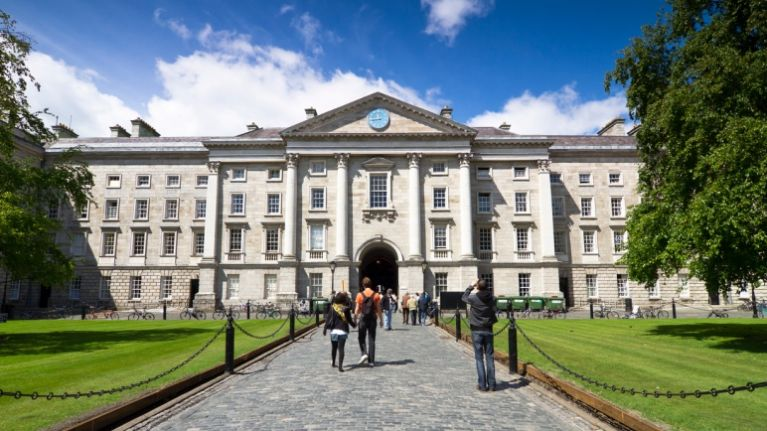 Trinity College falls 44 places in World University Rankings