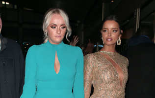 Maura Higgins spotted having 'furious' row with Corrie's Katie McGlynn outside awards