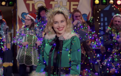 Emilia Clarke sings Wham! classic in new trailer for holiday rom com Last Christmas