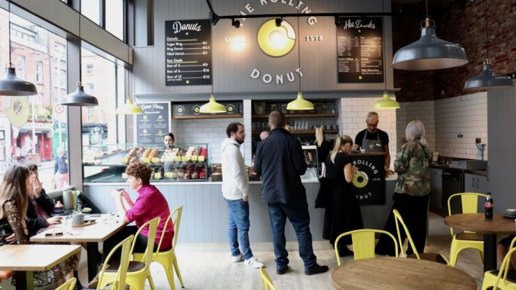 The Rolling Donut has announced a MASSIVE new location in Dublin